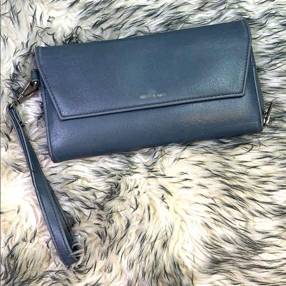 Matt & Nat Grey Wallet